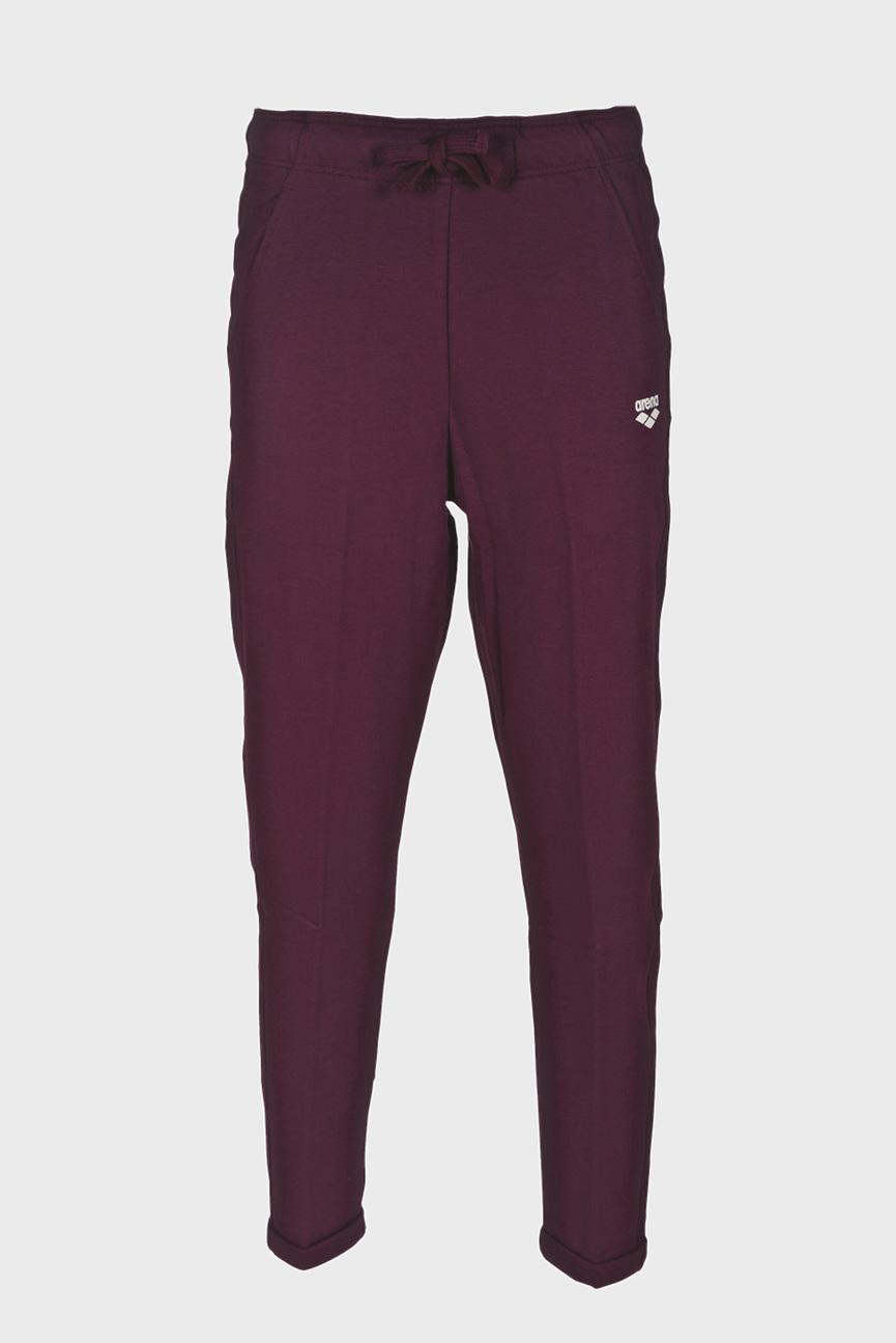 Женские бордовые спортивные брюки W GYM PANT LOOSE FIT