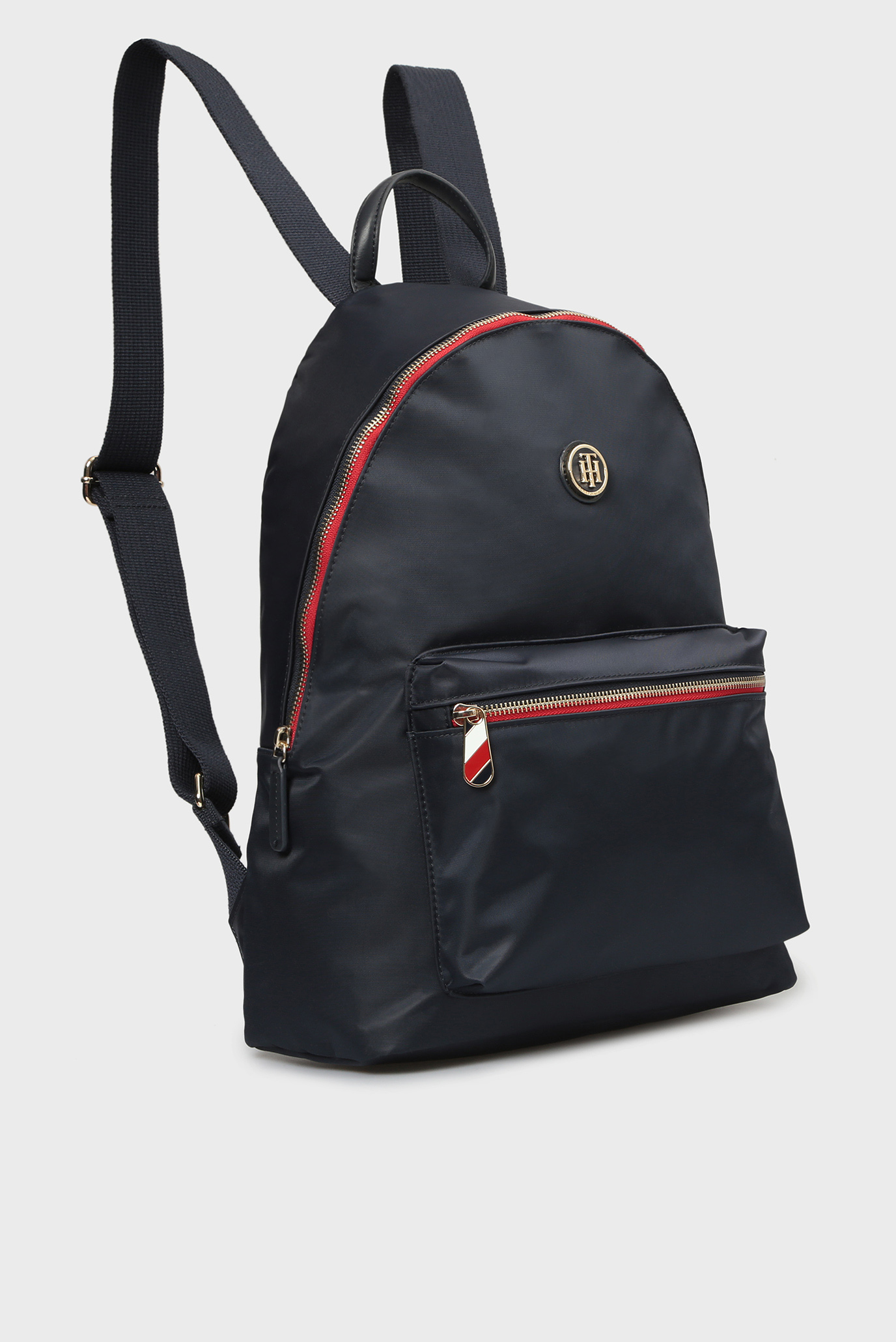 Купить Женский синий рюкзак POPPY Tommy Hilfiger Tommy Hilfiger AW0AW05660 – Киев, Украина. Цены в интернет магазине MD Fashion