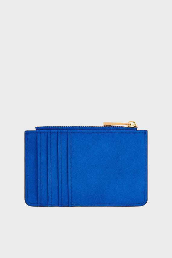 Женский синий кошелек SHOREDITCH CARD HOLD
