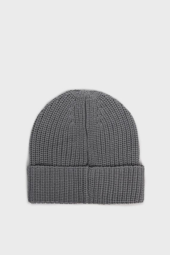Мужской комплект аксессуаров (шапка, шарф) TJM BASIC RIB