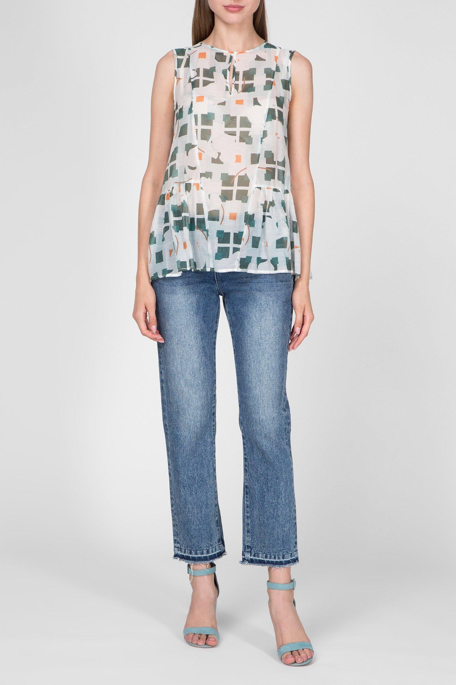Женская блуза с принтом AT.P.CO