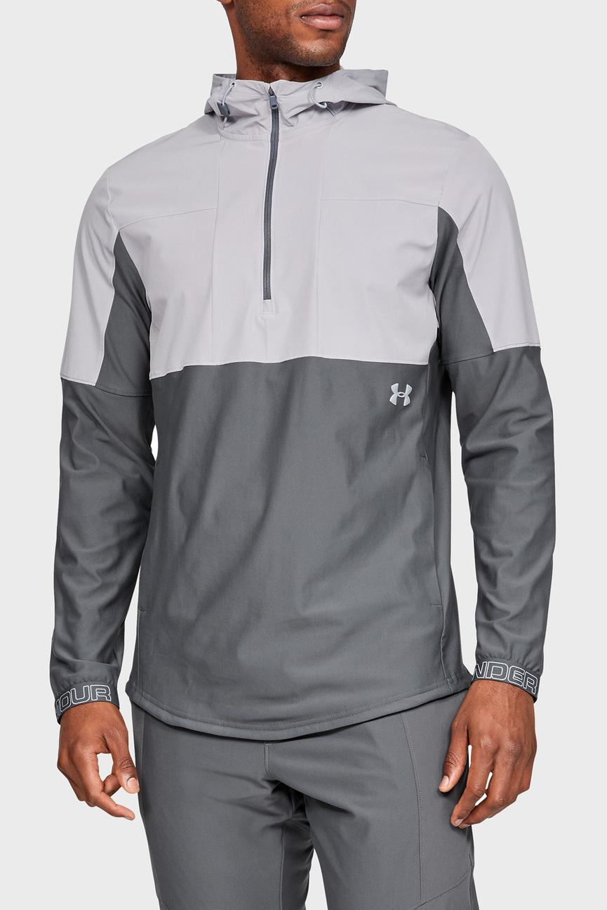 Мужской серый анорак Vanish Hybrid Jacket