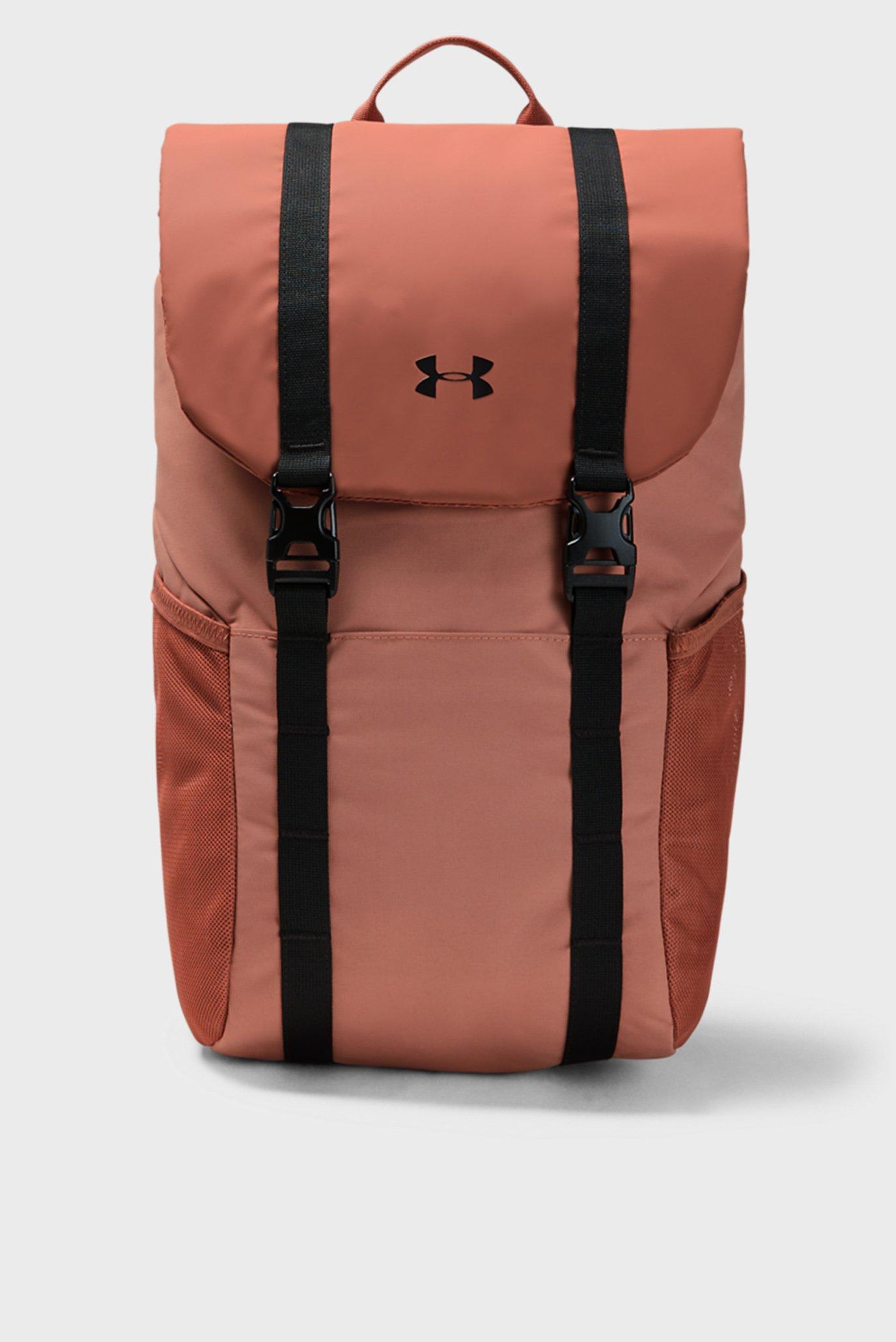 Коричневый рюкзак UA Sportstyle Rucksack-BRN Under Armour