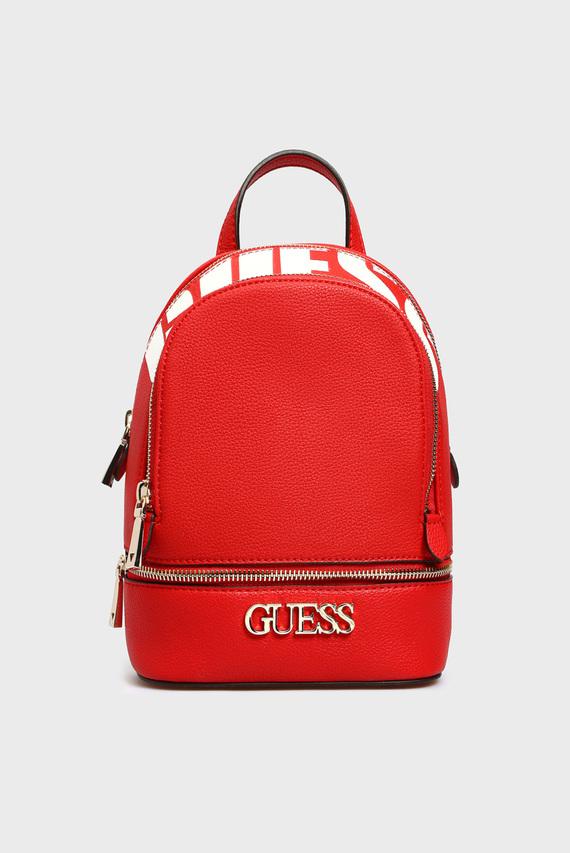Женский красный рюкзак SKYE