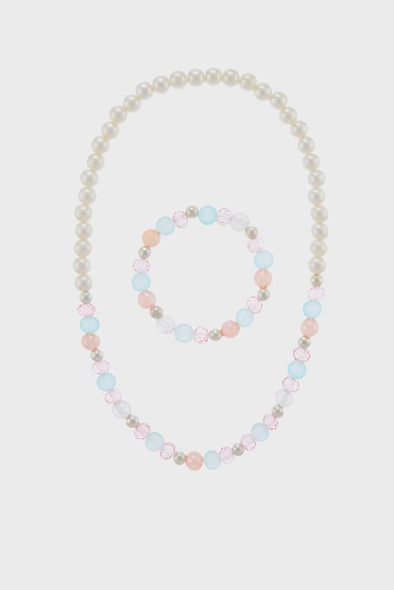 Набор детских украшений Enchanted Jewel Pear (колье, браслет)