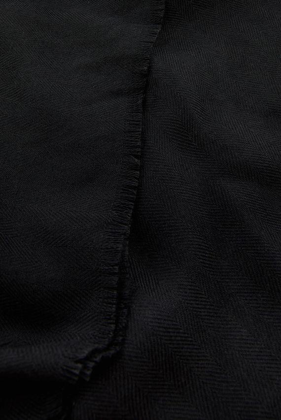 Женский черный шарф SORRENTO LIGHTWEIGHT