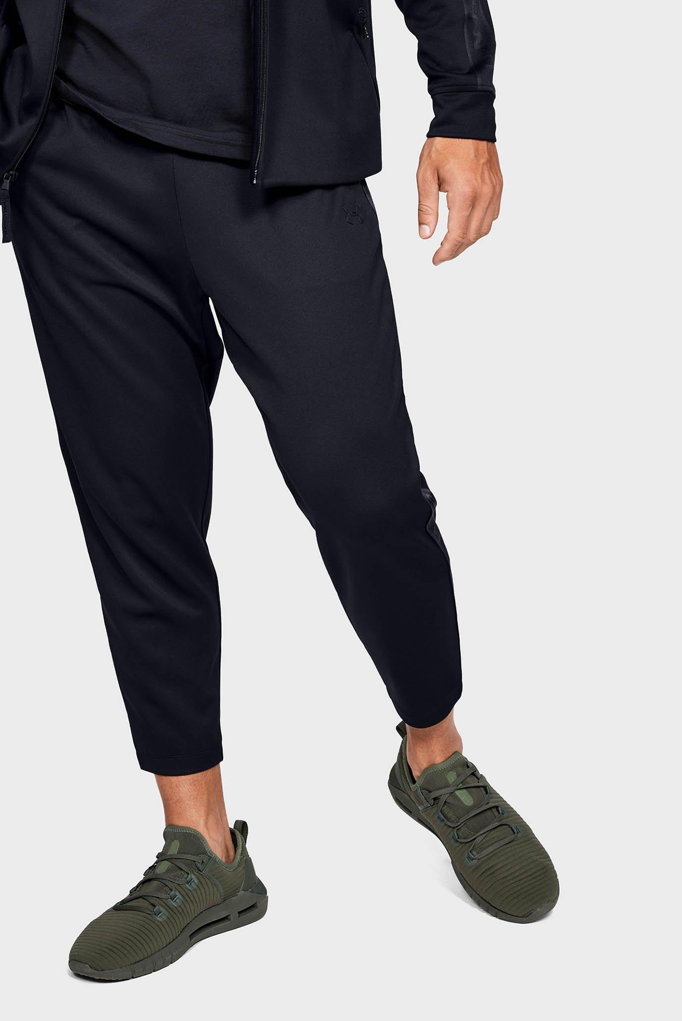 Мужские черные спортивные брюки UNSTOPPABLE TRACK Under Armour