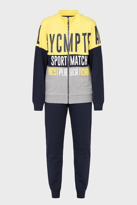Детский спортивный костюм (кофта, брюки)