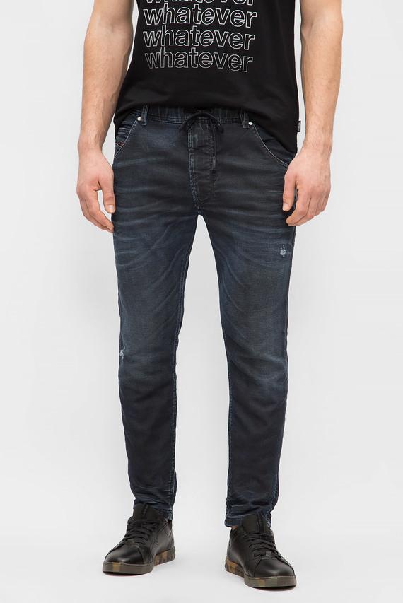 Мужские темно-синие джинсы KROOLEY-NE