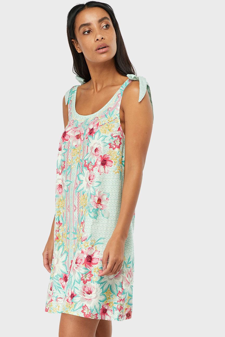 Женское голубое платье AMALFI PLACEMENT PRI