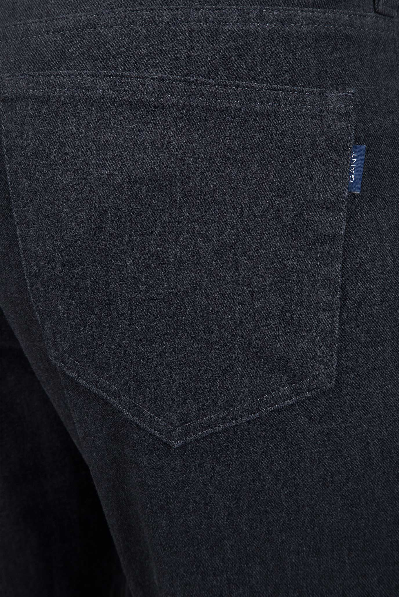 Мужские темно-синие джинсы REGULAR STRAIGHT SOFT TWILL JEAN (disabled for color code resolve) Gant