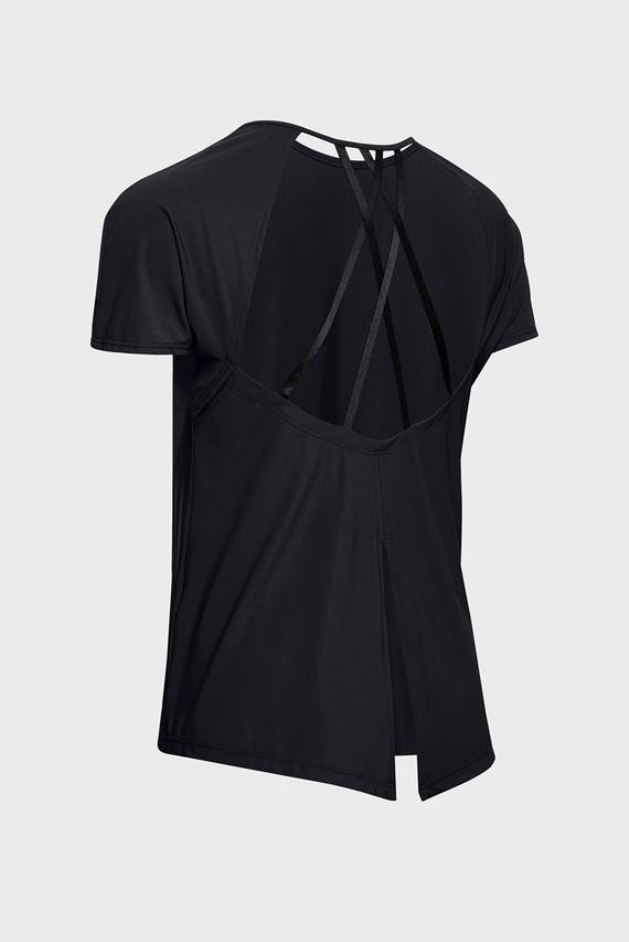 Женская черная футболка Misty SS-BLK