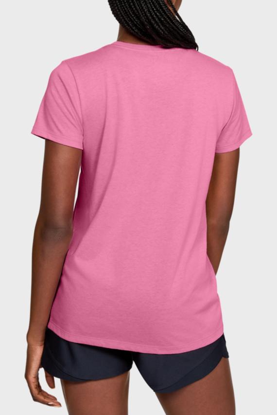 Женская розовая футболка GRAPHIC SPORTSTYLE CLASSIC CREW-PNK