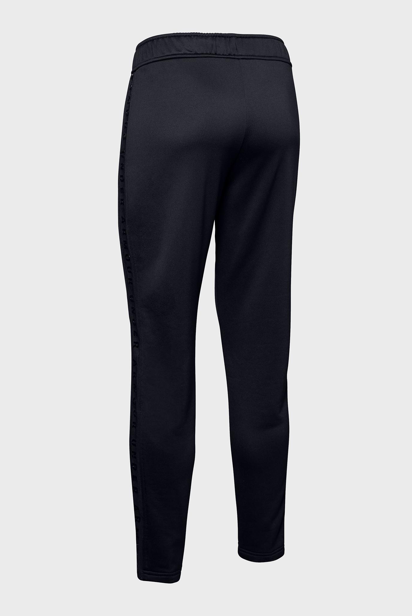 Женские черные спортивные брюки Tech Terry Pant Under Armour