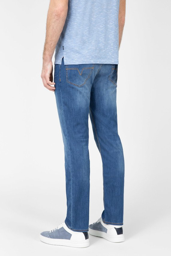 Мужские синие джинсы ROY