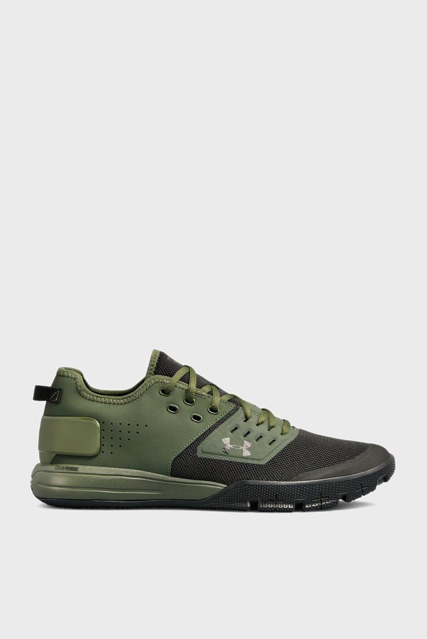Мужские зеленые кроссовки Charged Ultimate 3.0