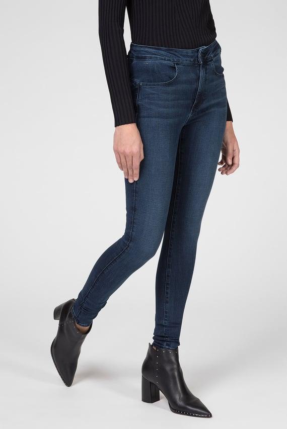 Женские синие джинсы Citi-You High Super Skinny
