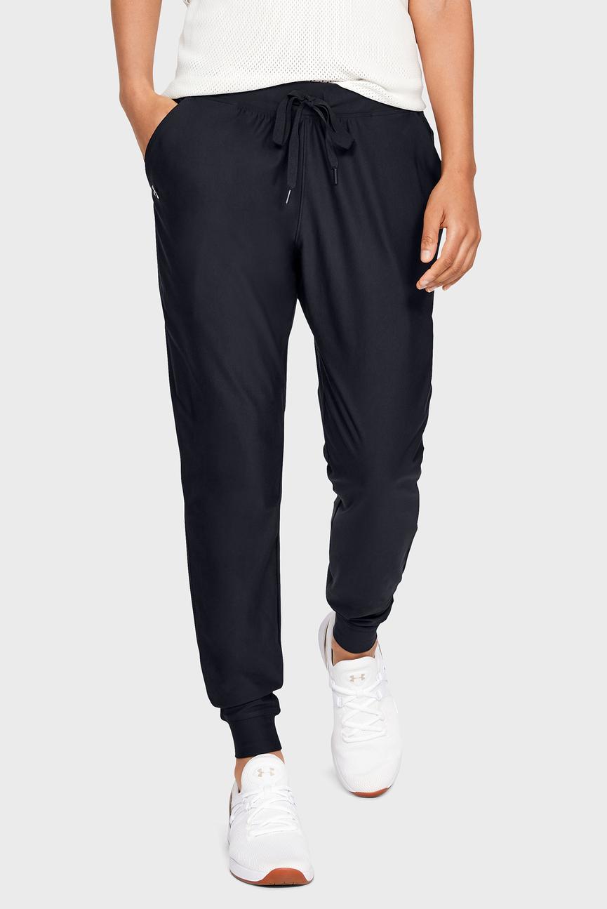 Женские черные спортивные брюки UA Vanish Jogger