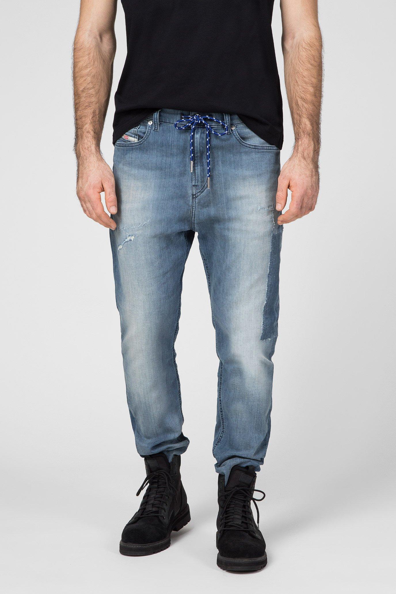 Мужские синие джинсы D-VIDER CB-NE 1