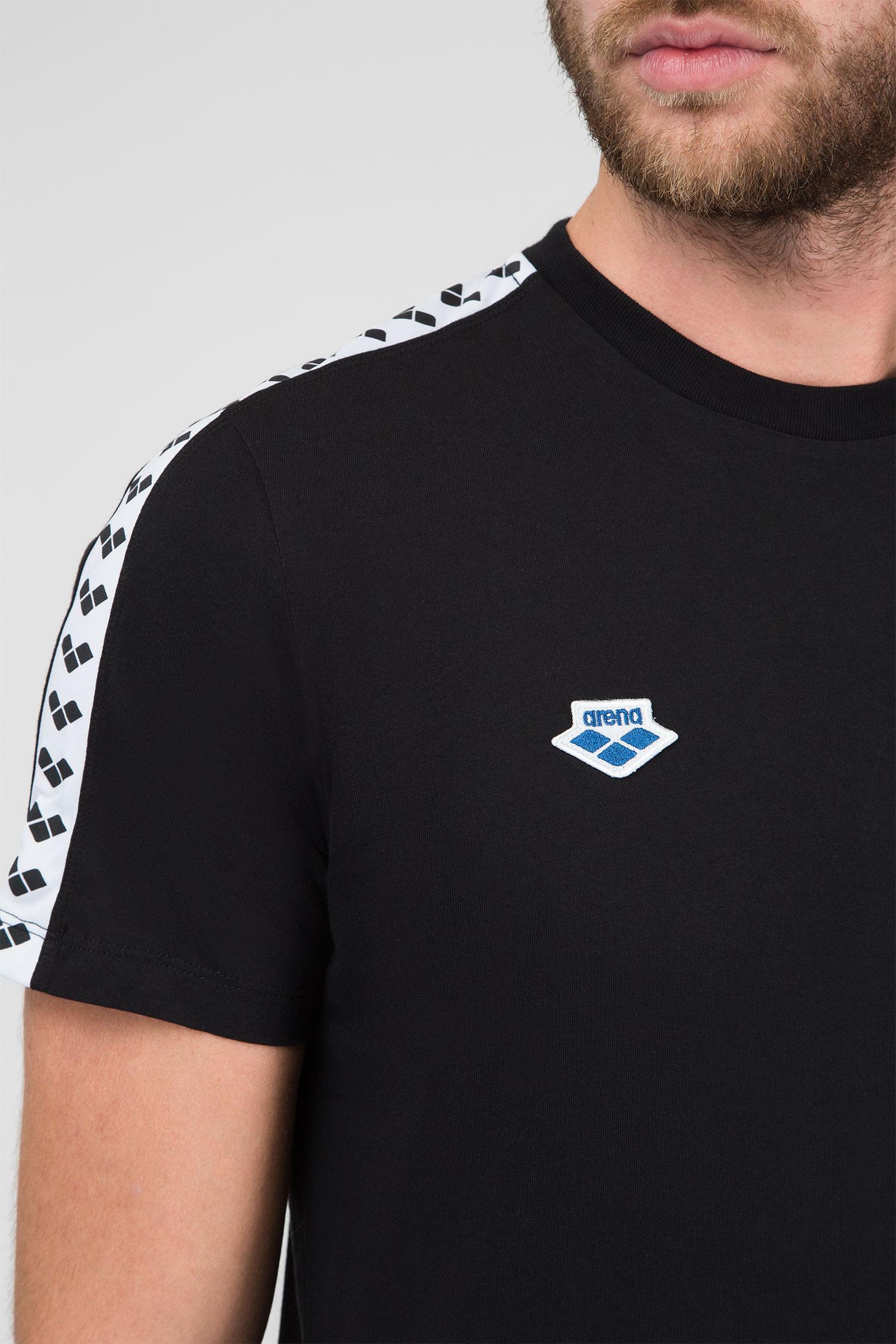 Купить Мужская черная футболка Arena Arena 001231-501 – Киев, Украина. Цены в интернет магазине MD Fashion