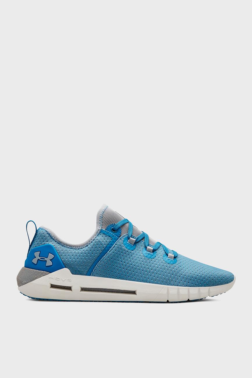Мужские синие кроссовки UA HOVR SLK