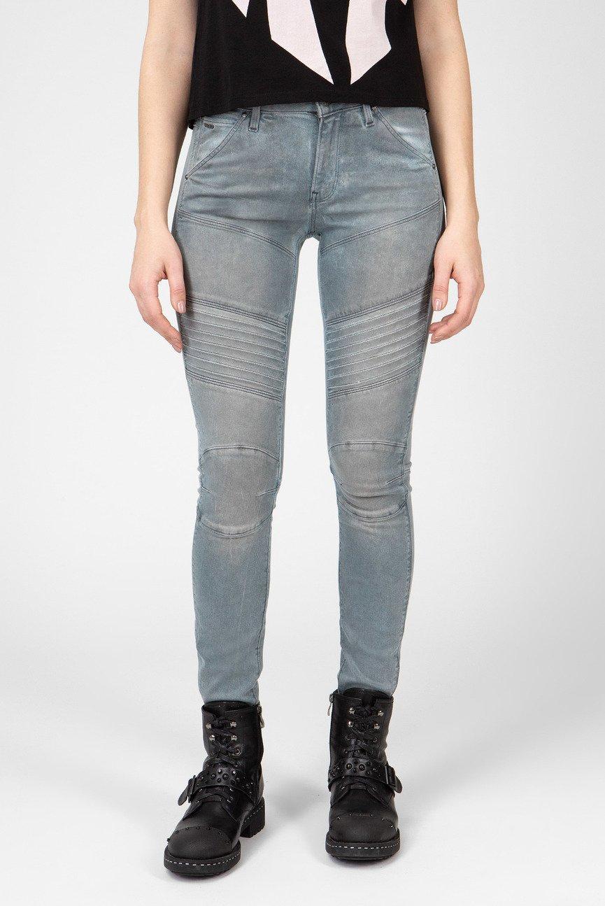 Женские серые джинсы 5620 Custom