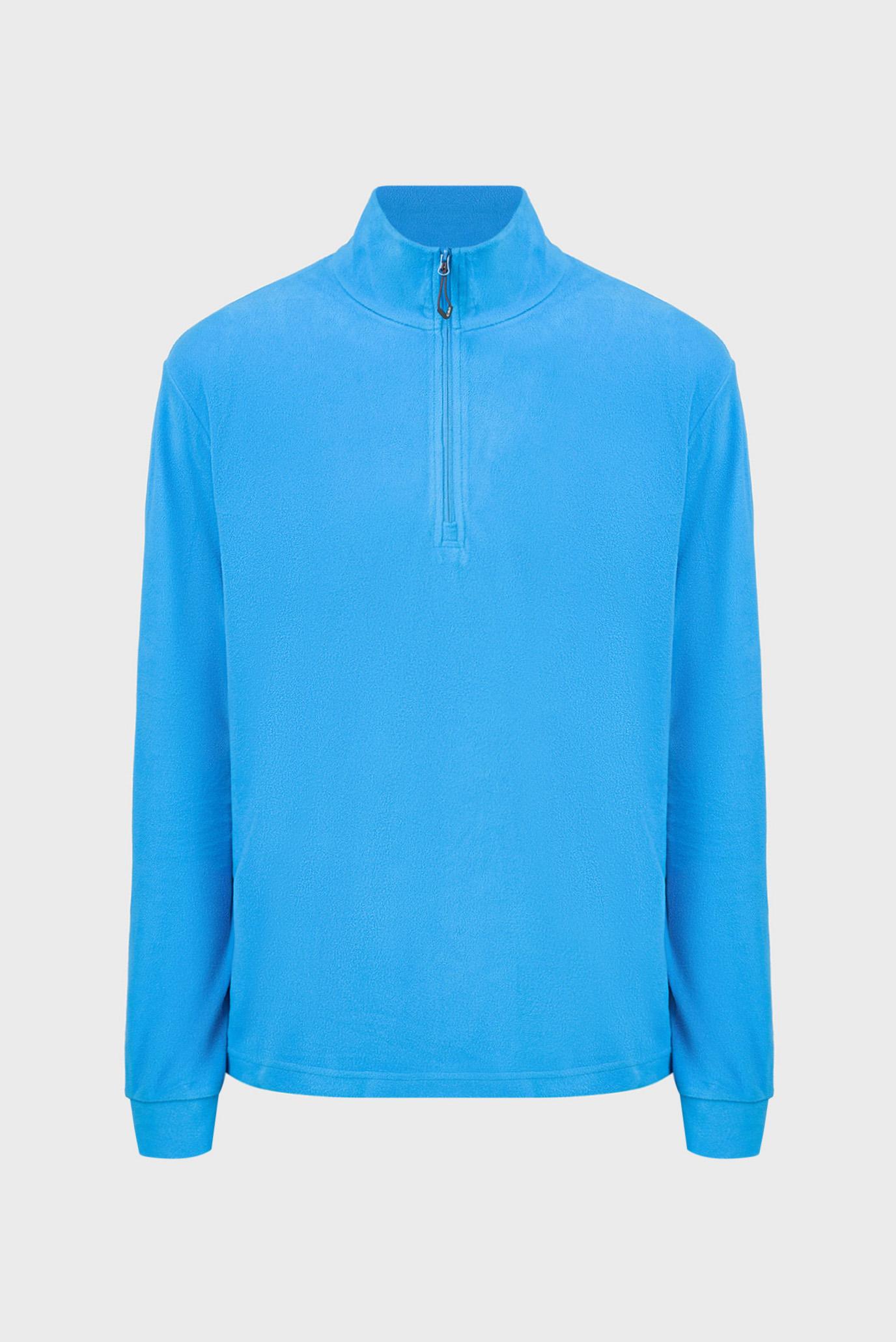 Мужская голубая спортивная кофта CMP