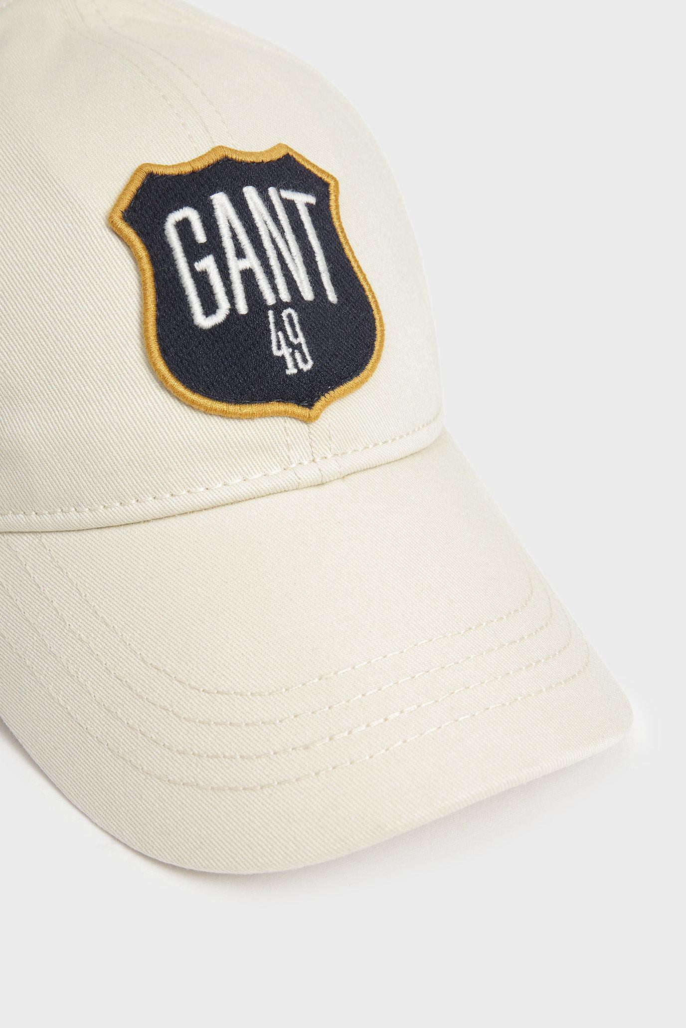 Купить Мужская светло-бежевая кепка ON THE ROAD TWILL CAP Gant Gant 9900024 – Киев, Украина. Цены в интернет магазине MD Fashion