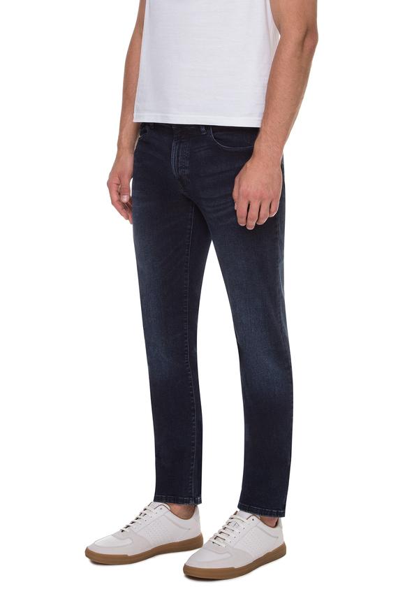 Мужские темно-синие джинсы 030 MAINE Regular Fit
