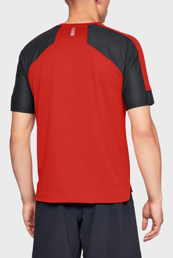 Мужская красная футболка HEXDELTA