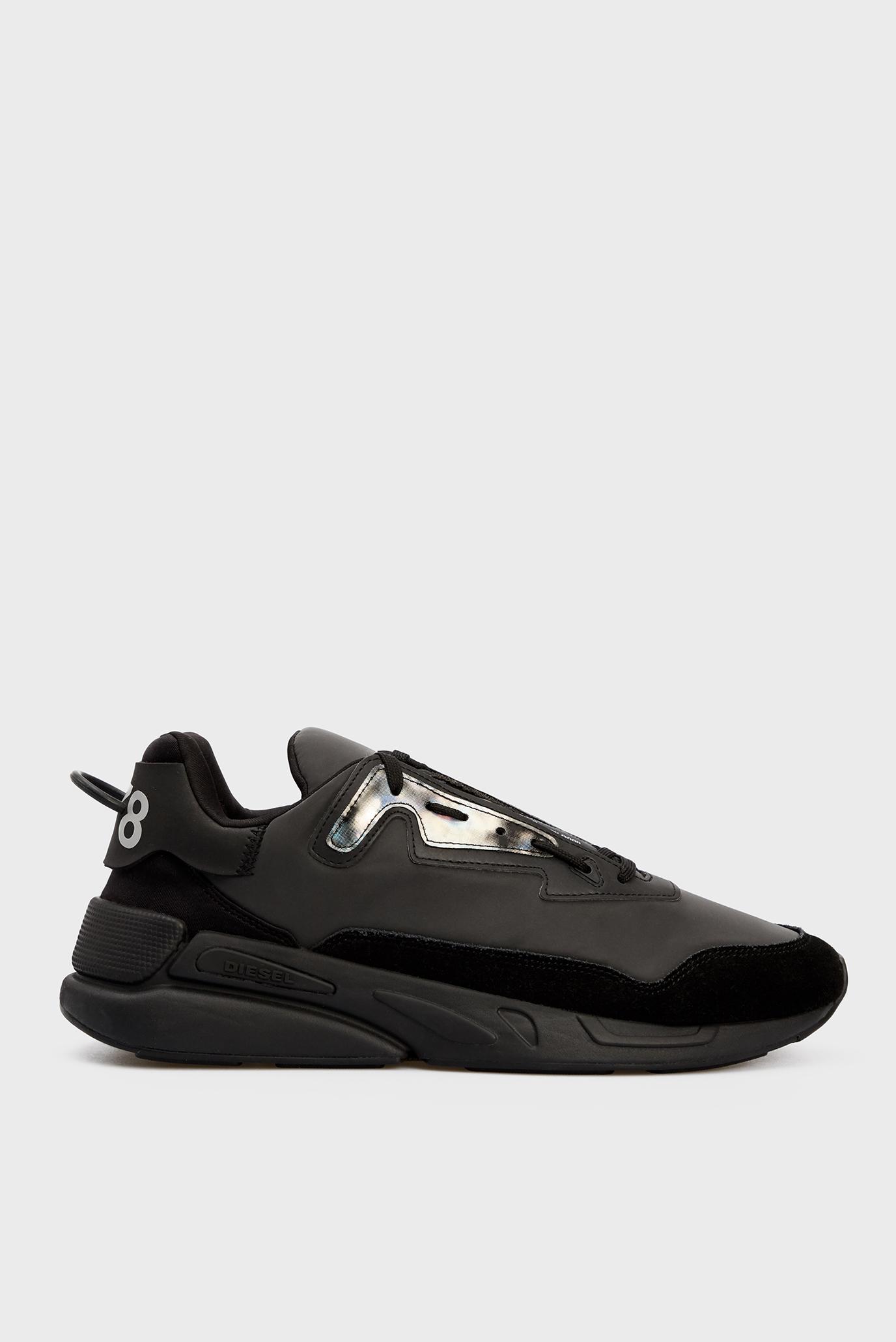 Чоловічі чорні кросівки S-SERENDIPITY LC 1