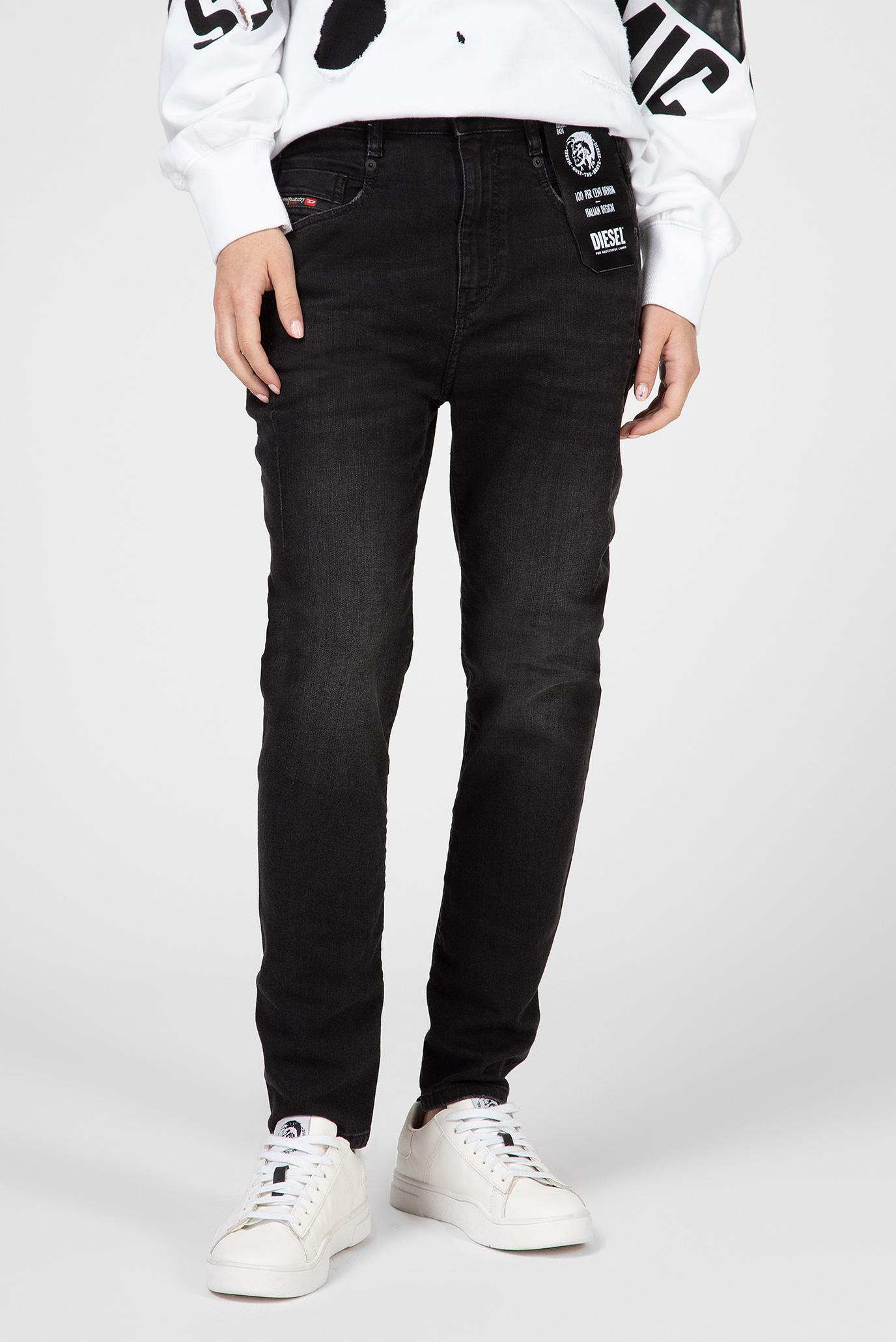 Женские темно-серые джинсы D-FAYZA L.34 PANTALONI 1