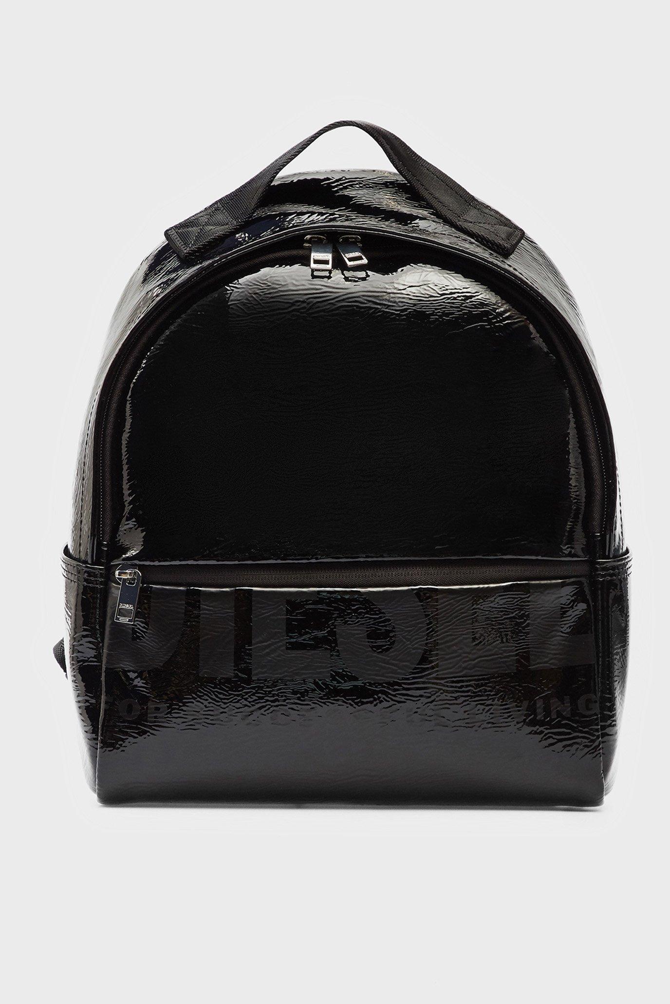 Жіночий чорний рюкзак F-BOLD BACK FL II 1