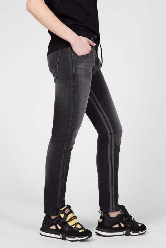 Женские темно-серые джинсы KRAILEY R-SP-NE
