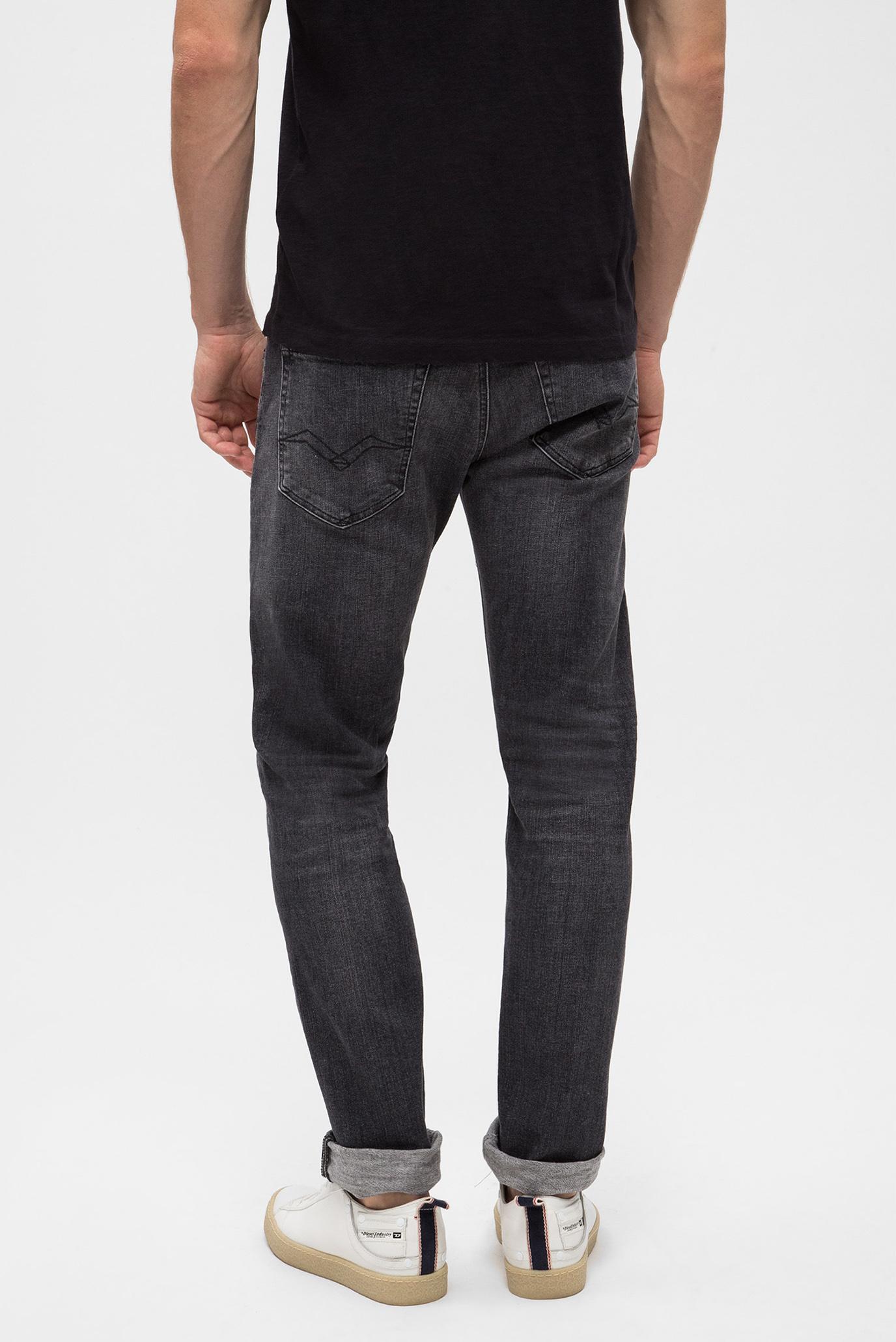 Купить Мужские серые джинсы GROVER Replay Replay MA972 .000.145 382 – Киев, Украина. Цены в интернет магазине MD Fashion