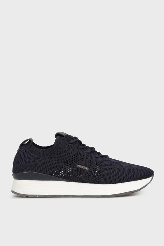 Женские темно-синие кроссовки BEVINDA