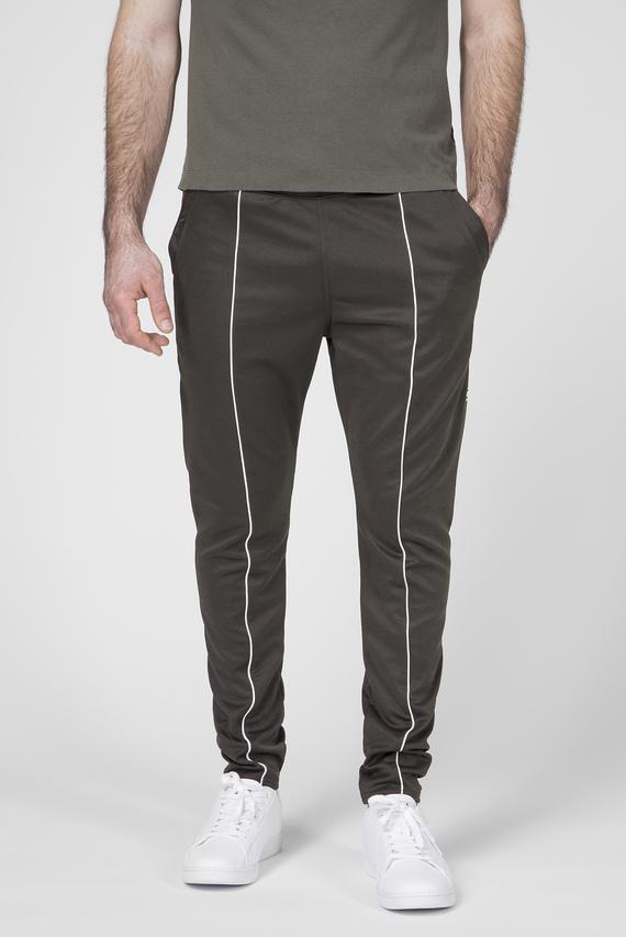 Мужские зеленые спортивные брюки Lanc Slim
