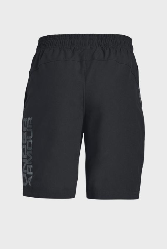 Мужские черные спортивные шорты Woven Graphic Shorts