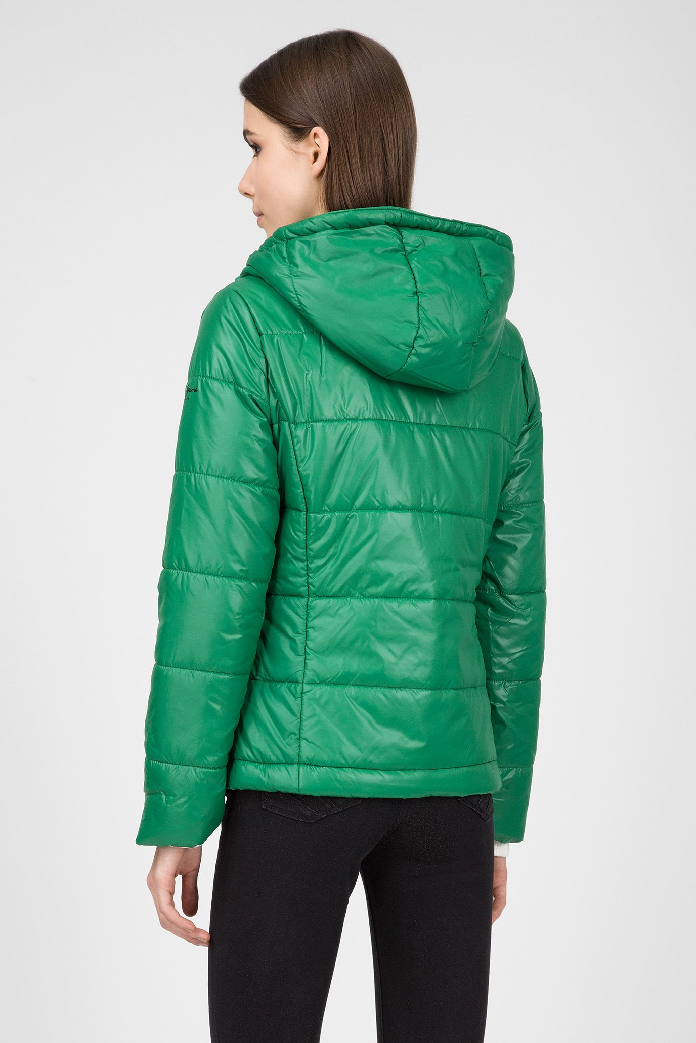 Купить Женская зеленая куртка CANDY Pepe Jeans Pepe Jeans PL401524 – Киев, Украина. Цены в интернет магазине MD Fashion