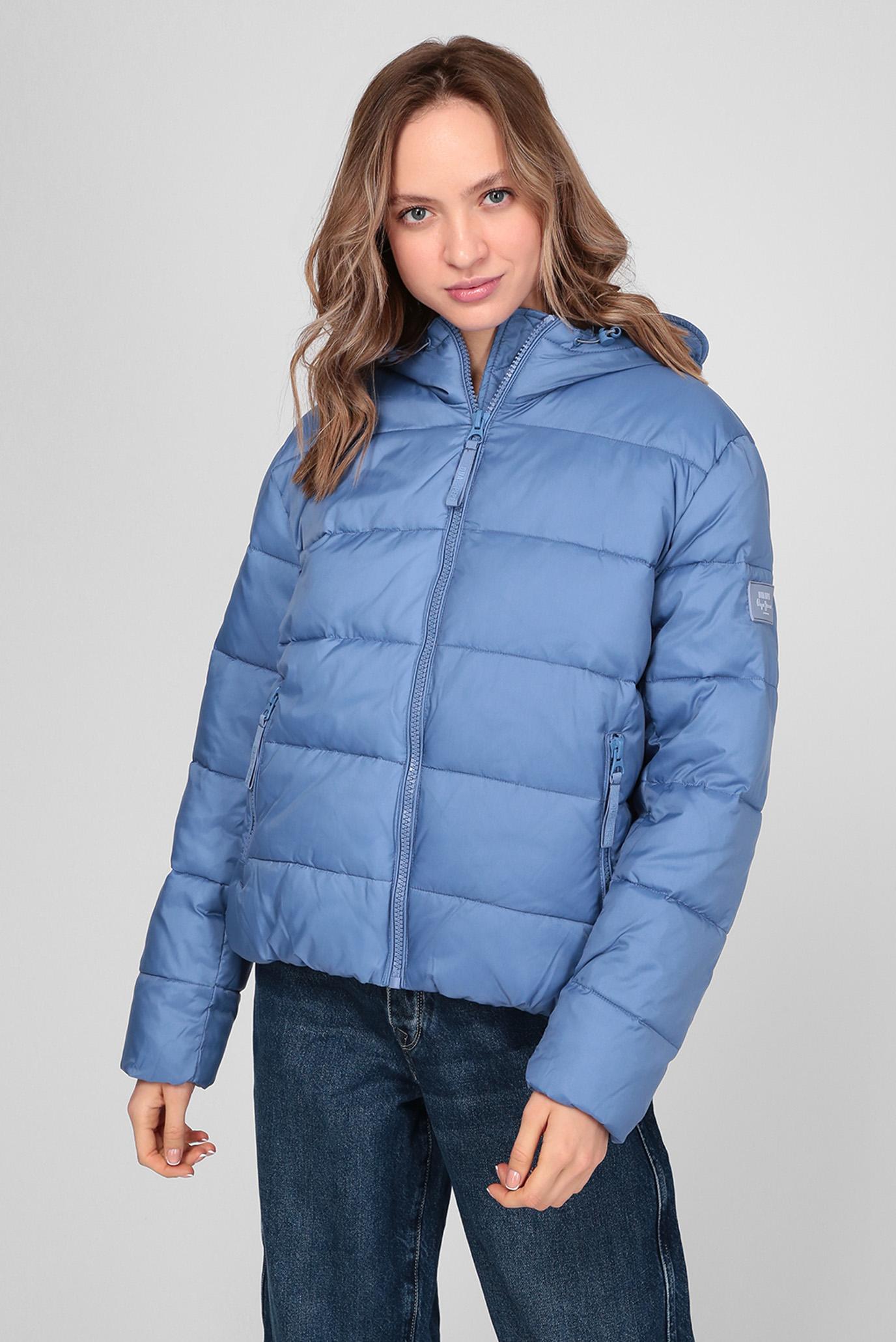 Жіноча блакитна куртка FLORENCIA 1
