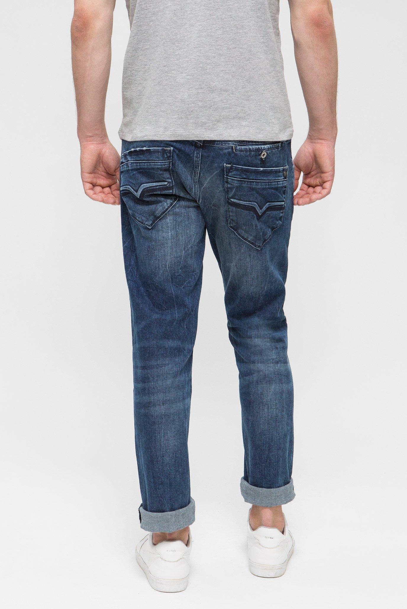 Купить Мужские темно-синие джинсы SPIKE Pepe Jeans Pepe Jeans PM200029CH12 – Киев, Украина. Цены в интернет магазине MD Fashion