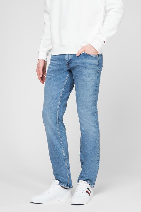 Мужские голубые джинсы STRAIGHT DENTON STR EAGLE BLUE