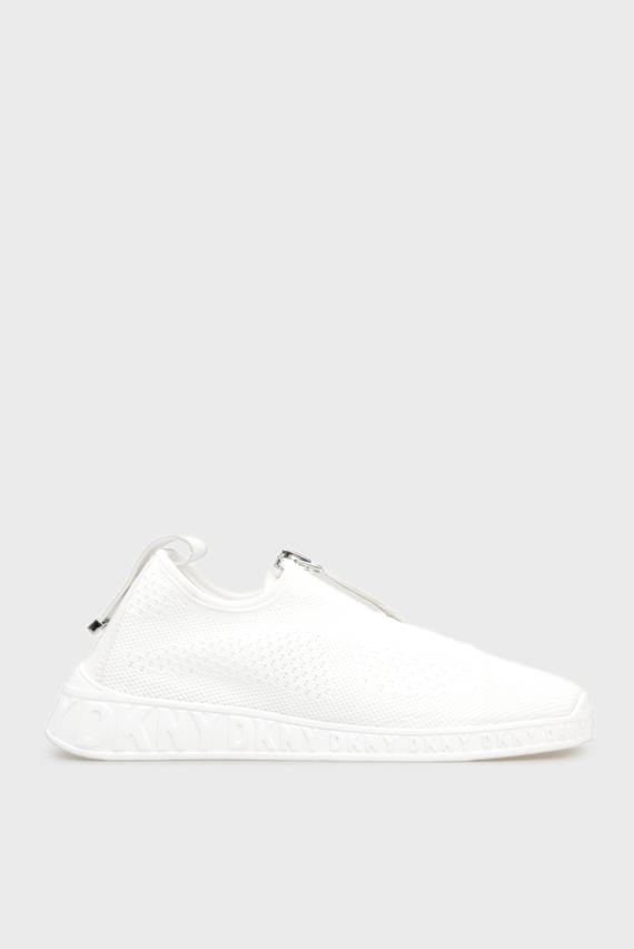 Женские белые кроссовки MELISSA