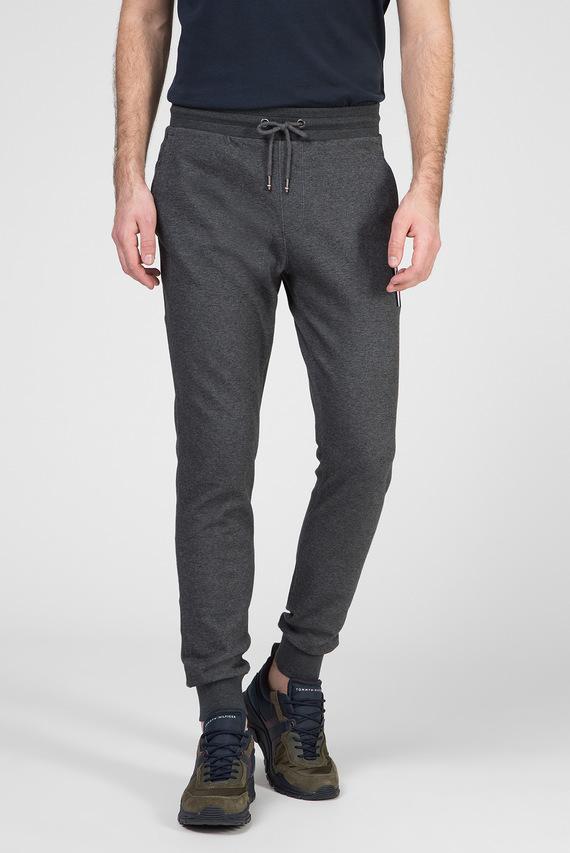 Мужские темно-серые спортивные брюки FLEX LUXURY ARTWORK