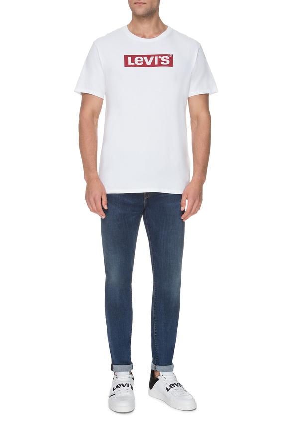 Мужские синие джинсы 512 Slim Taper