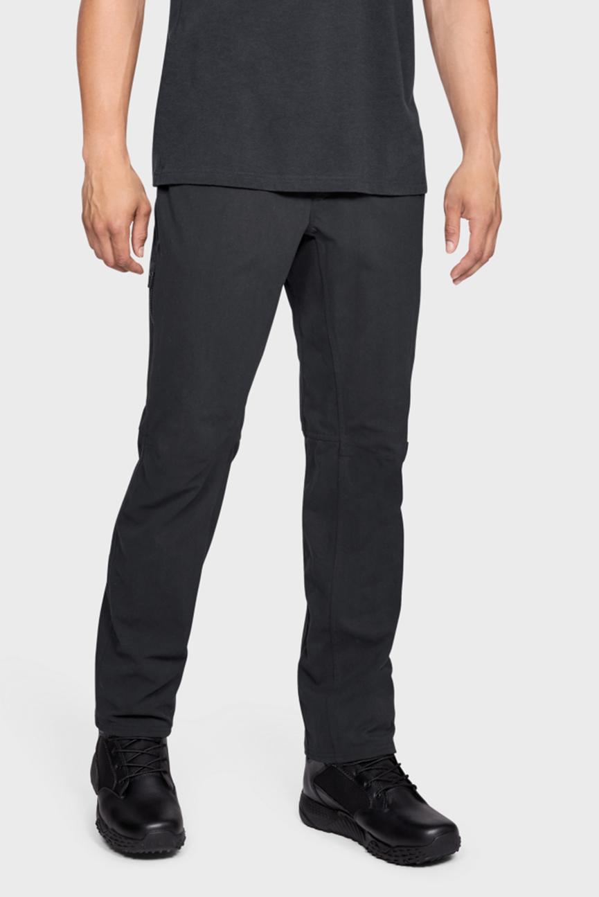 Мужские черные спортивные брюки Tac Nylon Pant