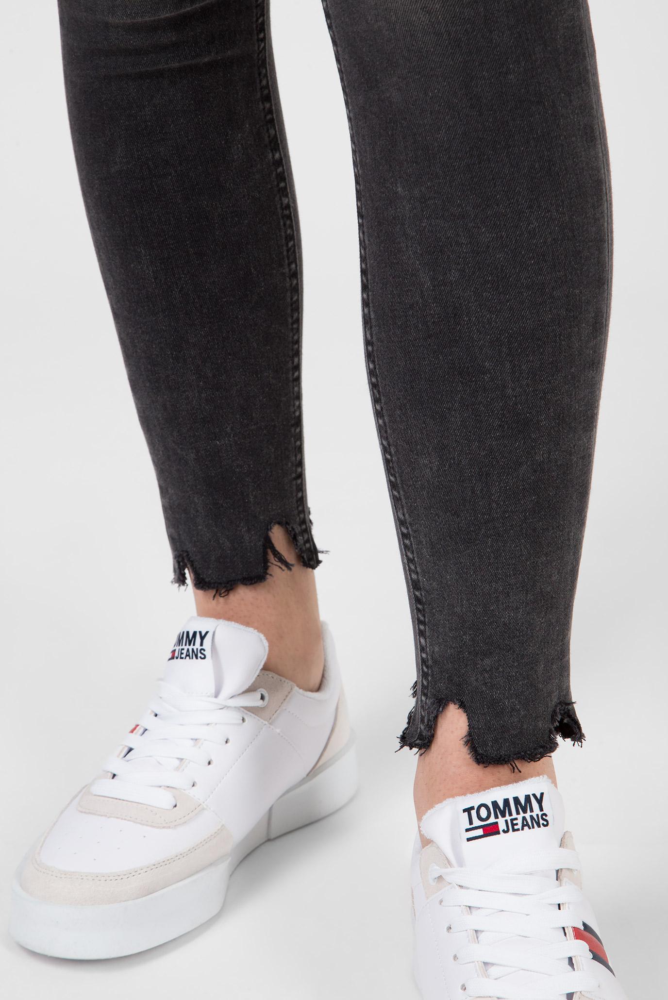 Купить Женские черные джинсы MID RISE SKINNY NORA 7/8 Tommy Hilfiger Tommy Hilfiger DW0DW05646 – Киев, Украина. Цены в интернет магазине MD Fashion