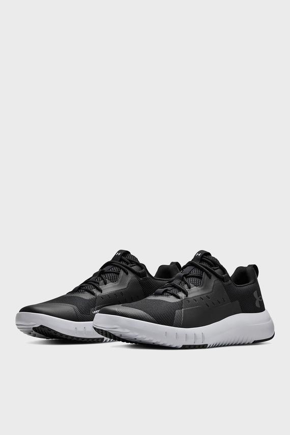 Мужские черные кроссовки UA TR96