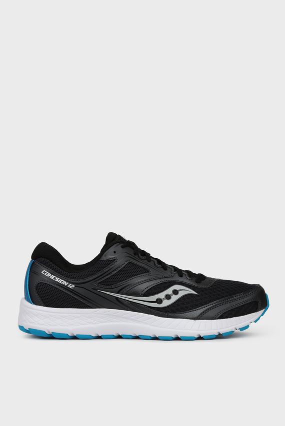 Мужские черные кроссовки COHESION 12
