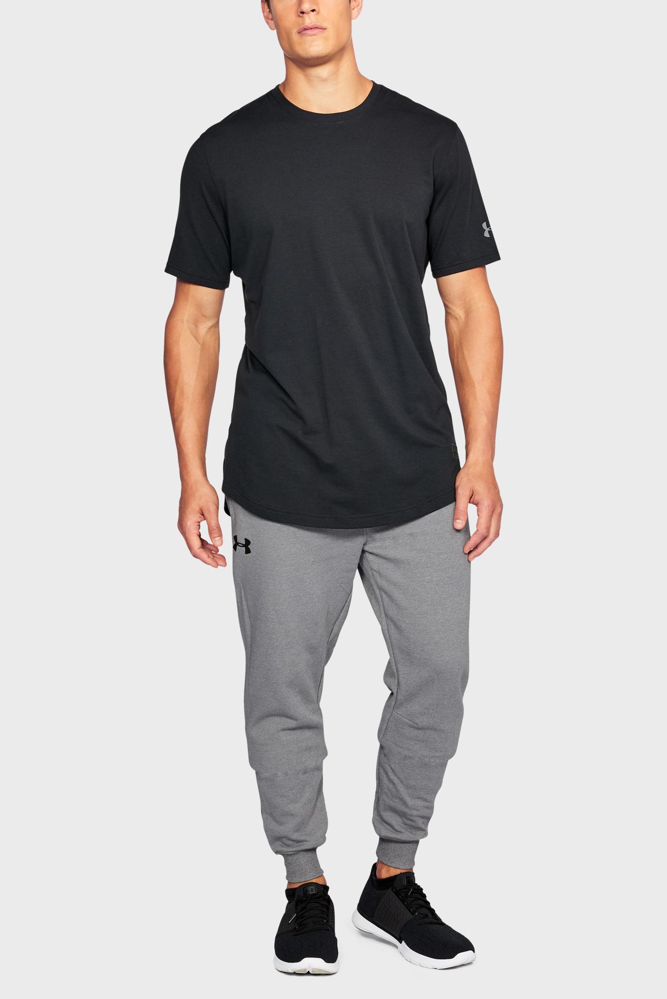 Купить Мужские серые спортивные брюки Threadborne Under Armour Under Armour 1299145-025 – Киев, Украина. Цены в интернет магазине MD Fashion